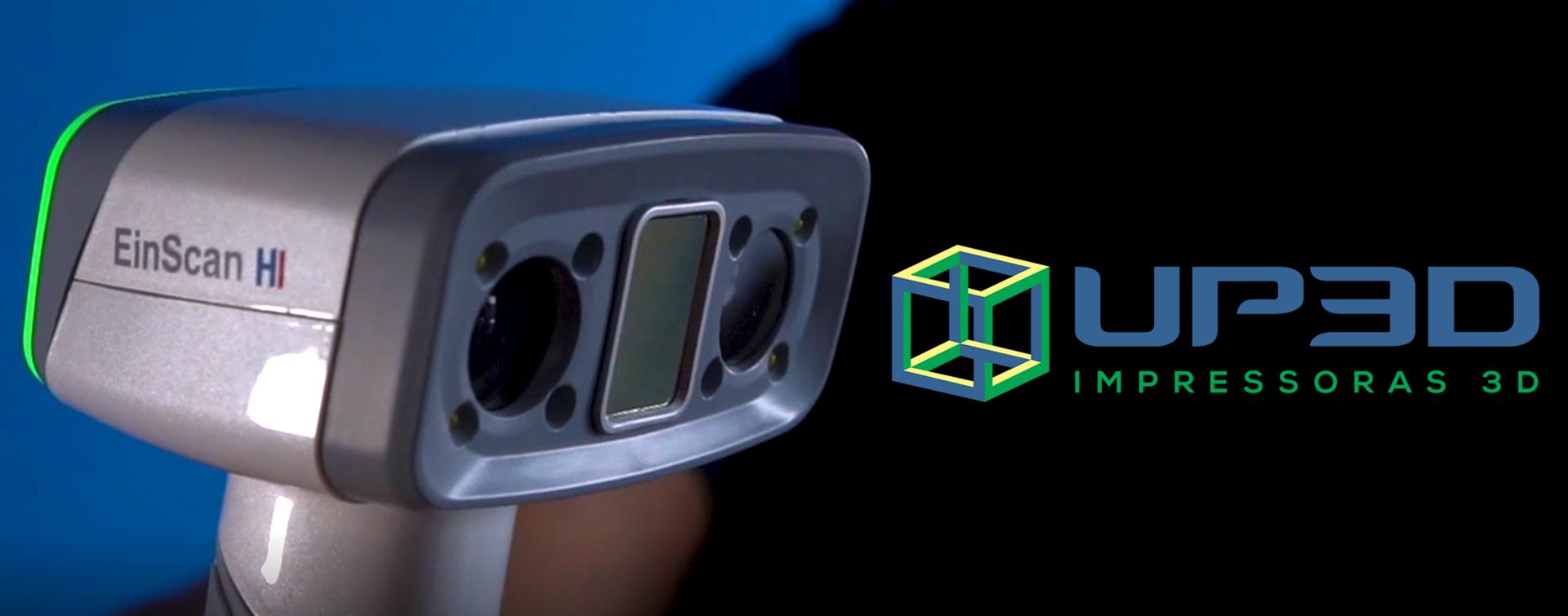 Scanner 3D Einscan-H