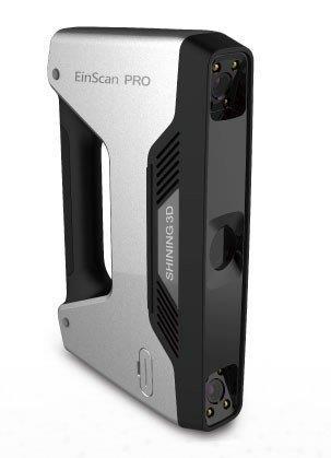 Digitalizador 3d preço