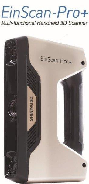 Empresa scanner 3d