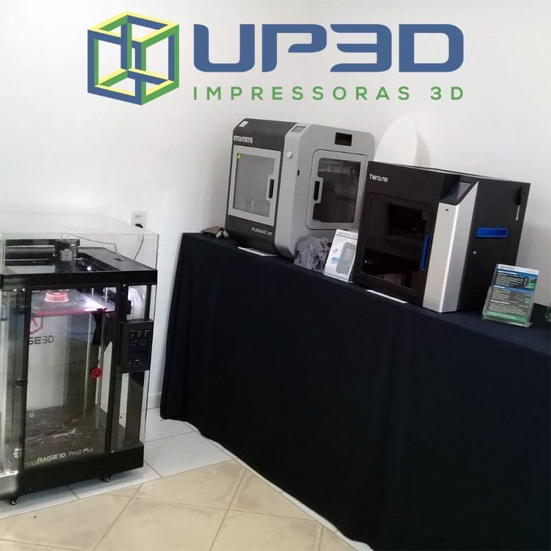 Empresas que vendem impressora 3d