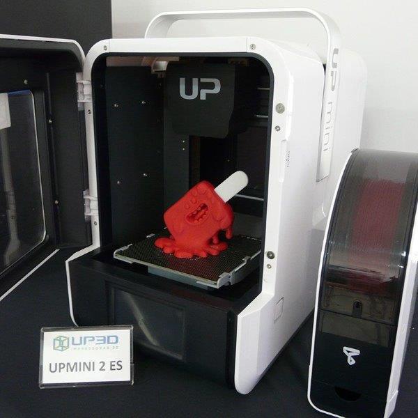 Impressora 3d educação