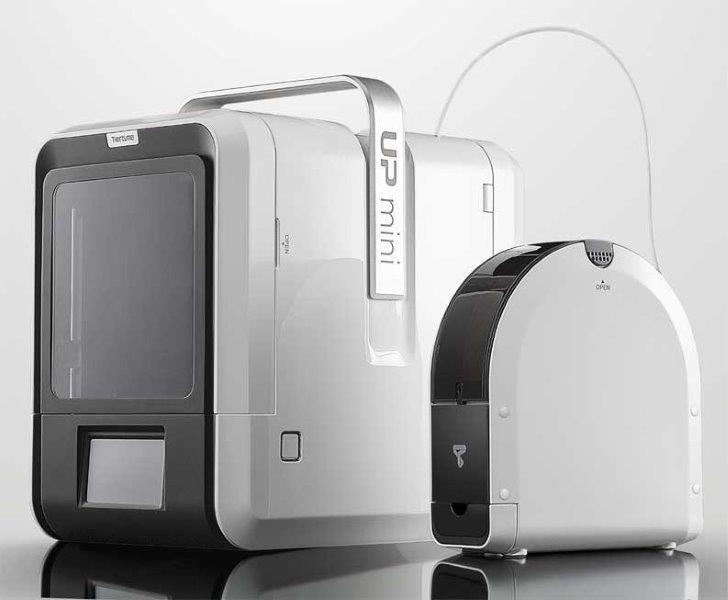Impressora e scanner 3d