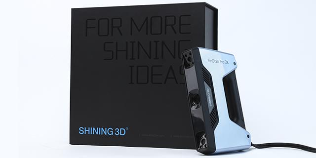 Scanner 3D Einscan-Pro2X