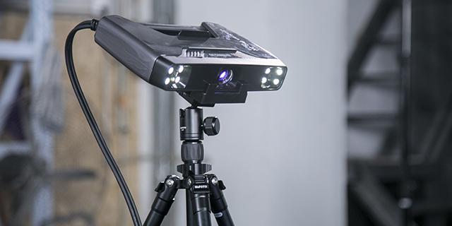 Scanner 3D Einscan-Pro2XPlus