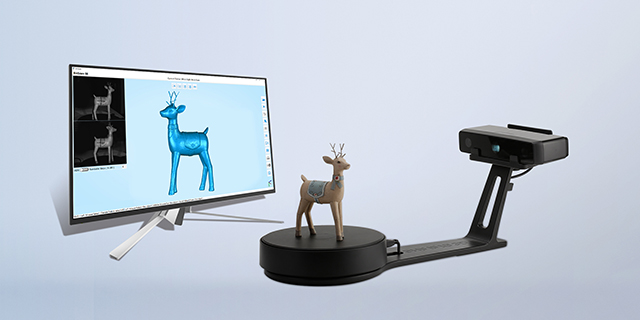 Scanner 3D Einscan SE