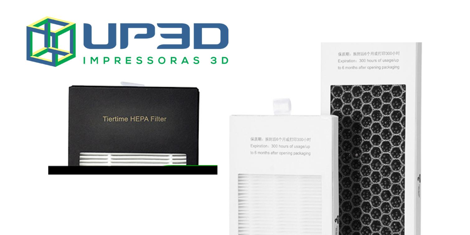 Impressora 3D - Modelo UP BOX+